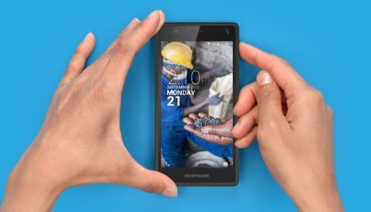 fairphone running android