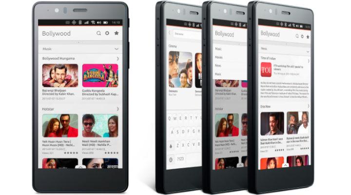ubuntu phone india