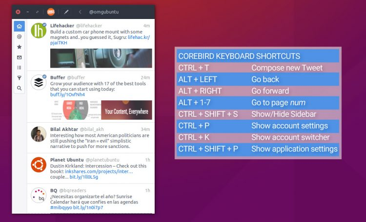 Keyboard Shortcuts infographic thing