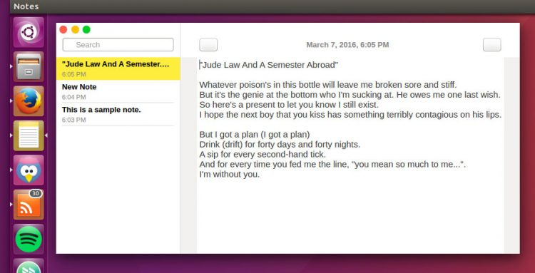 notes-mac-clone-app-linux