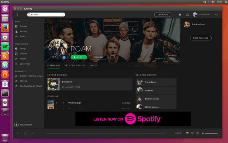 spotify-for-Linux-v1