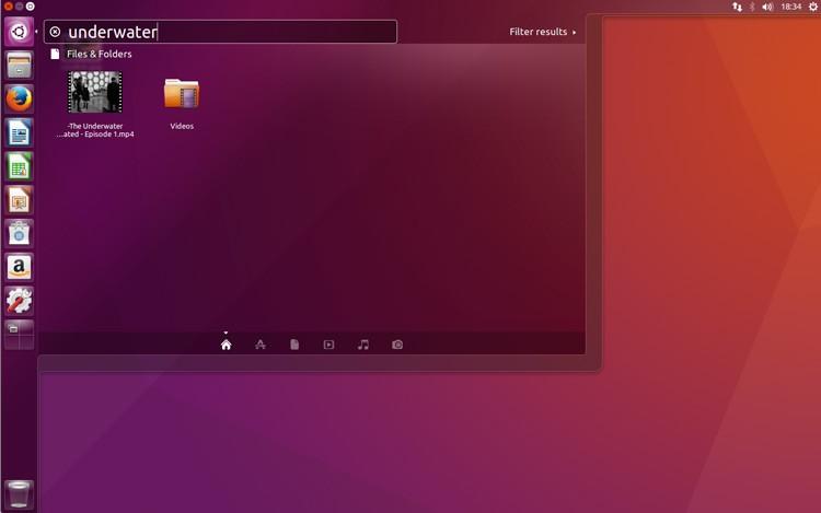 xenial xerus desktop screenshot