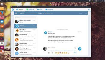 franz chat app