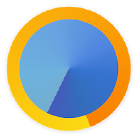 min web browser logo