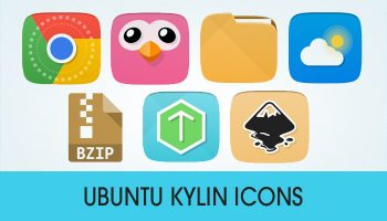 kylin square icons
