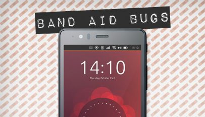ubuntu band aids