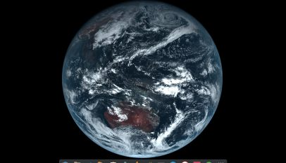 real earth live wallpaper for Linux