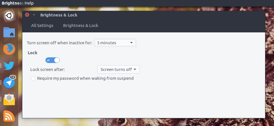 Keep Ubuntu Awake with Caffeine (And Avoid That Pesky Lock