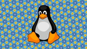 generic tux linux mascot