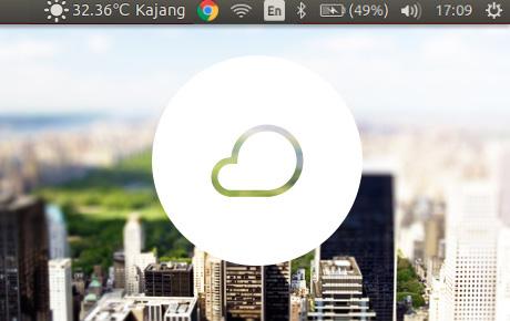 weather app unity