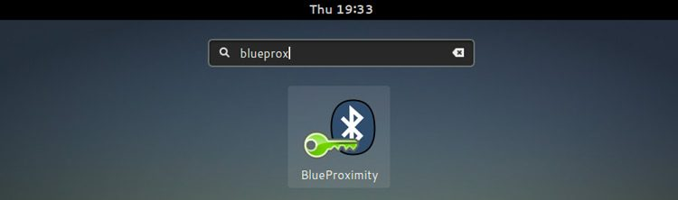 blueproximity-gnome-shell