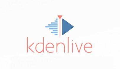 kdenlive logo