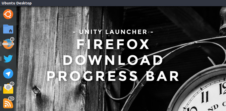 firefox unity progress bar 1604