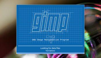 gimp loading screen