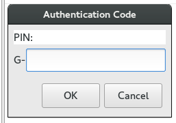 2-Factor Auth Support in LibreOffice