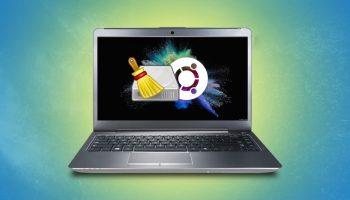 clean ubuntu system