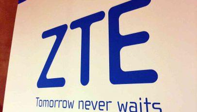 zte logo and slogan