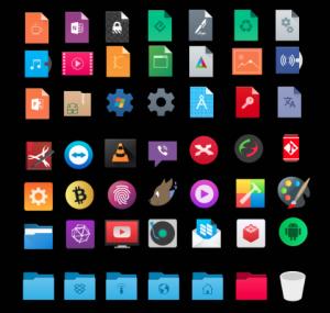 abridged-icon-theme