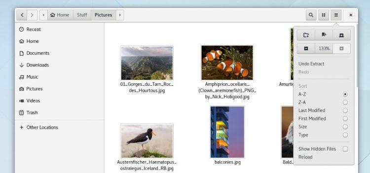 gnome-files-3-22