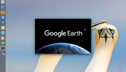 google earth ubuntu 16.04 lts