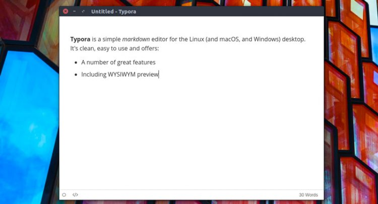 typora-markdown-editor-linux-screenshot