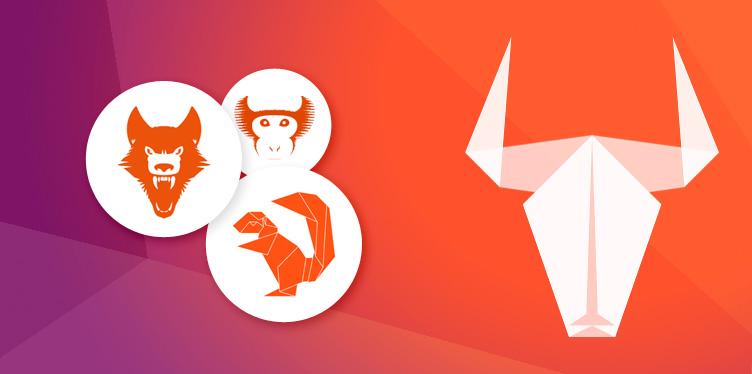 ubuntu 16.10 yak mascot