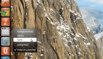 unity mail on ubuntu 11.04