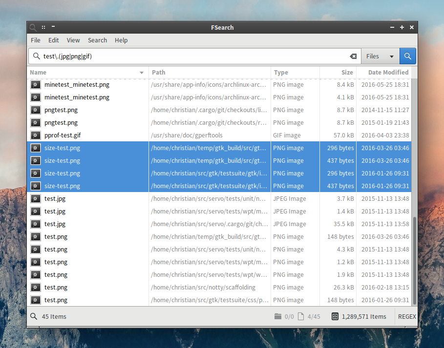 Find Files Faster with FSearch, an 'Everything Search Engine' for Linux -  OMG! Ubuntu!