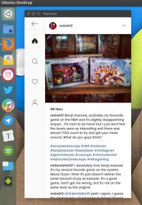 ramme-instagram-app