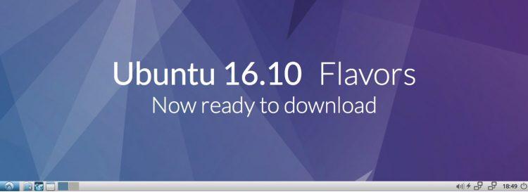 ubuntu-1610-flavours