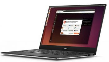 dell XPS linux laptop