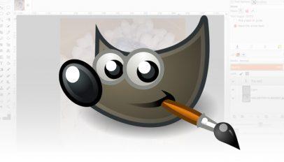 gimp on ubuntu graphic
