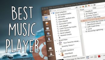 best music player on ubuntu graphic