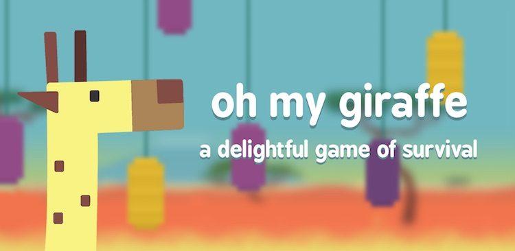 oh my giraffe game