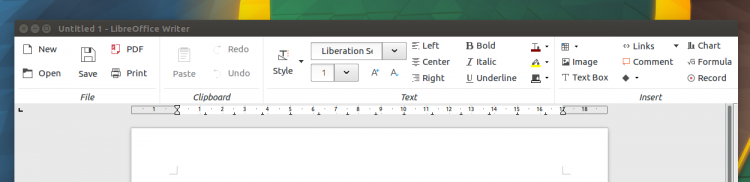contextual groups in libreoffice muffin