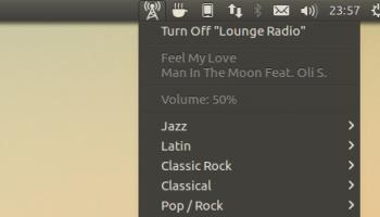 Radiotray-NG on Ubuntu 16.04