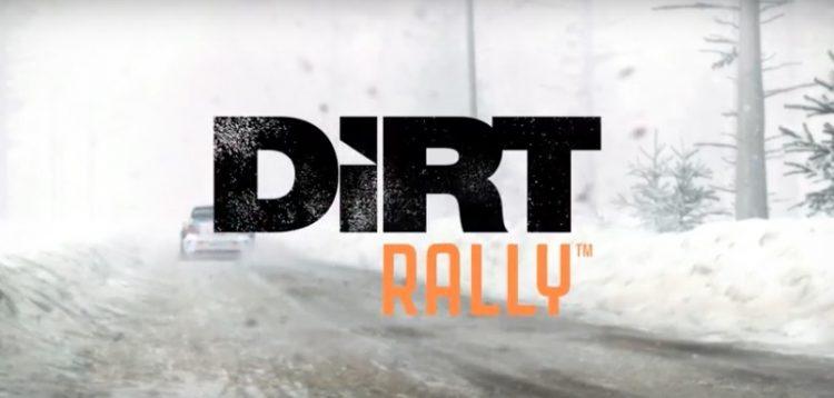 dirt rally logo