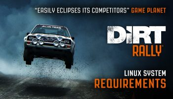 dirt rally system requirements linux