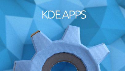 kde apps