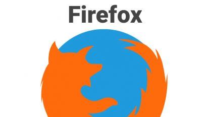 firefox logo tile