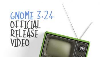 gnome 3.24 release video