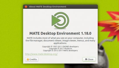 mate desktop 1.18