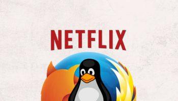 netflix firefox linux