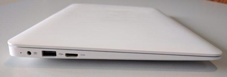 pine book laptop side