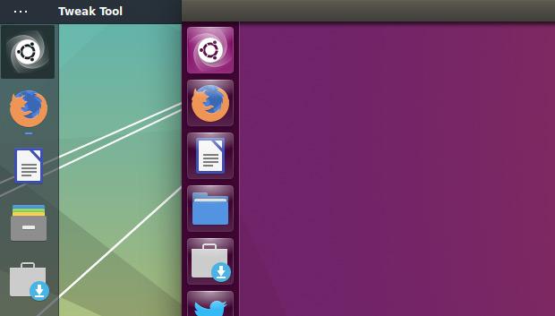 dask to dock ubuntu launcher button