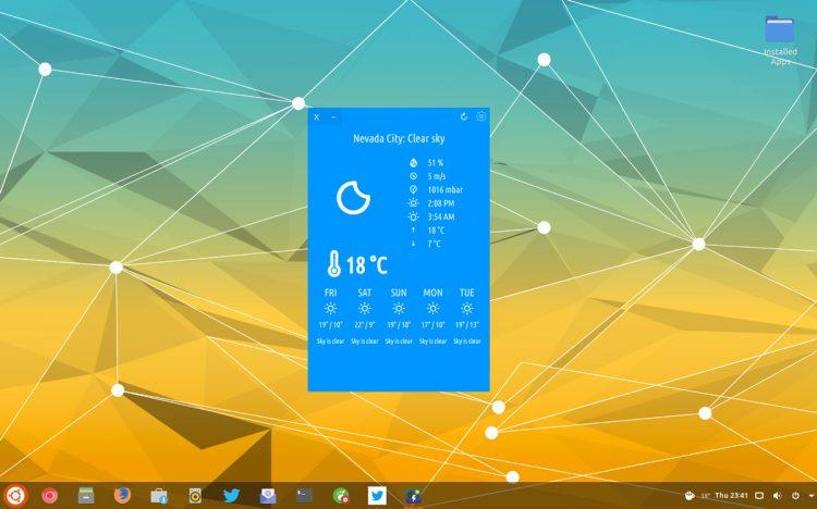 Cumulus Qt on Ubuntu 17.04