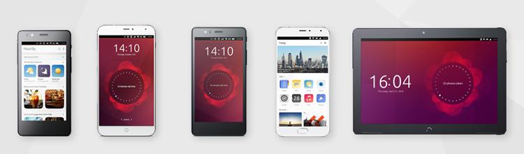 ubuntu phone and tablets