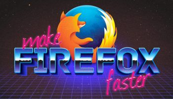 make firefox faster graphic