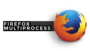 firefox multiprocess