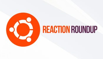 ubuntu reaction roundup logo